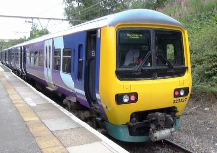 67. -  Manchester Piccadilly to Glossop & Hadfield - £21.99